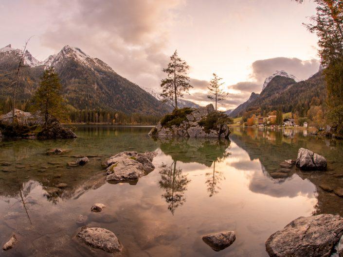 Allgäu und Berchtesgaden