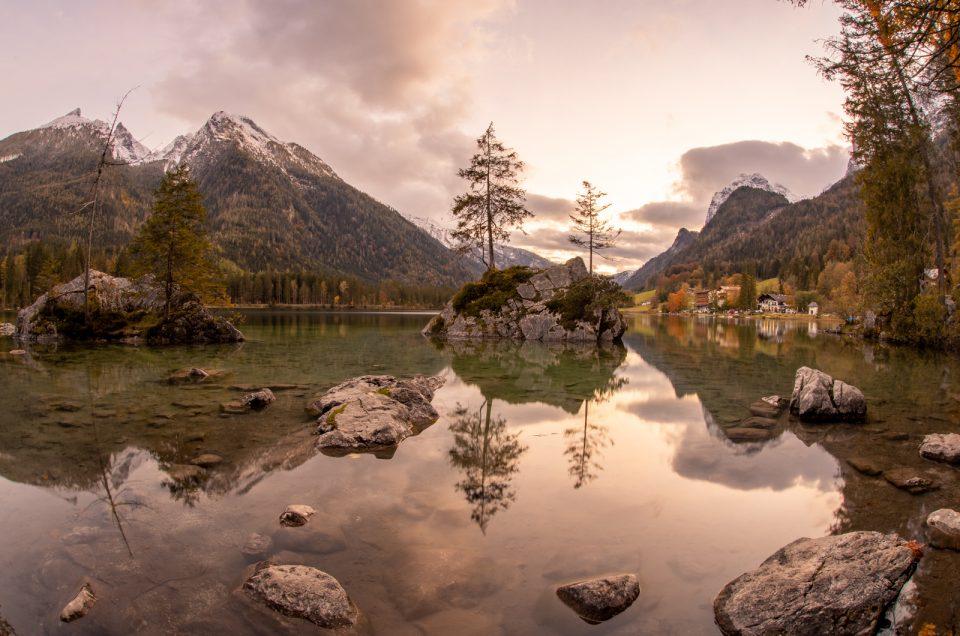 Hintersee Ramsau Berchtesgaden